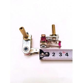 Терморегулятор KT094 / Боковая клемма / 250V / 10A / высота стержня h=25мм(Турция) купить в Украине