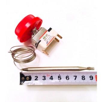 Термостат капиллярный WHD 90F / 3 Клеммы / 250V / 16A / Tmax = 90°С , L=95мм / купить в Украине