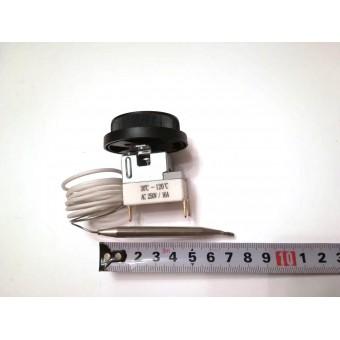 Термостат капиллярный T150 / 16A / Tmax = 120°С , L=75мм / Турция (END) купить в Украине