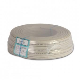 Провод медный термостойкий SIAF-GL - сечение 0,50мм L=100м в изоляции + со стекловолоконной оплеткой Турция купить в Украине