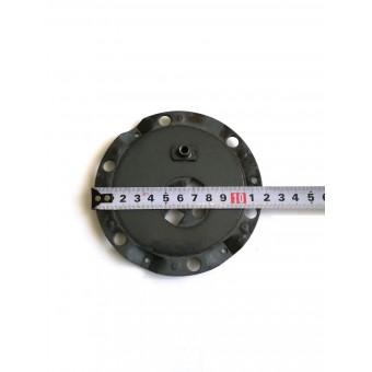Фланец для бойлера металлический ø120мм / под 6 болтов купить в Украине