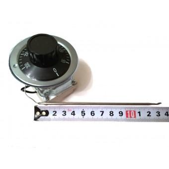 Термостат капиллярный Трехклапанный  / Tmax = 300°С / 20A / L=130мм купить в Украине
