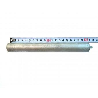 Анод магниевый Ø26мм / L=200мм / резьба M5x12мм  купить в Украине