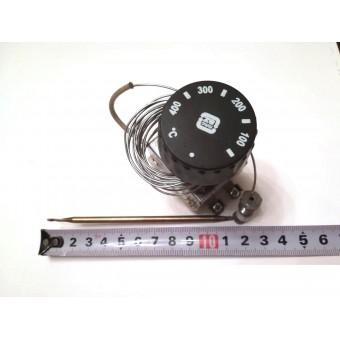 Термостат капиллярный двухполюсный MMG / Tmax = 400°С / 20A - 250V / L=110мм (Венгрия) купить в Украине
