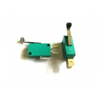 Микропереключатель 1E4 T125 рычаг с колесиком 27мм / 250V / 16A купить в Украине