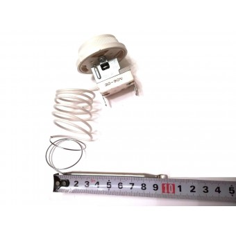 Термостат капиллярный Balcik / 16A / Tmax = 90°С , L=100мм / Турция купить в Украине