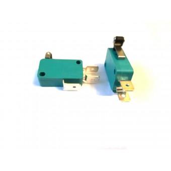 Микропереключатель 1E4 T125 рычаг с колесиком 13мм / 250V / 16A купить в Украине