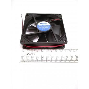 Вентилятор Tidar (24V, 0.3A) 92х92х25мм квадратный  купить в Украине
