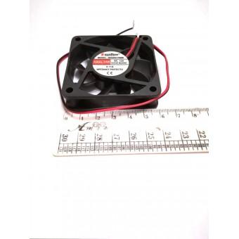 Вентилятор Sunflow (12V, 0.11A) 60х60х15мм квадратный купить в Украине