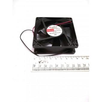 Вентилятор Sunflow (24V, 0.10A) 80х80х25мм квадратный купить в Украине