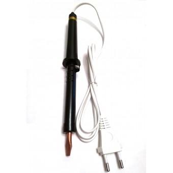 Паяльник электрический ПП100 / 220В-100Вт с пластиковой ручкой купить в Украине