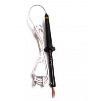 Паяльник электрический ПП25 / 220В-25Вт с пластиковой ручкой купить в Украине
