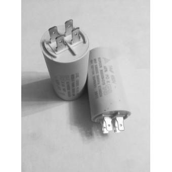 Конденсатор рабочий для электродвигателя CBB60 14uF 450V