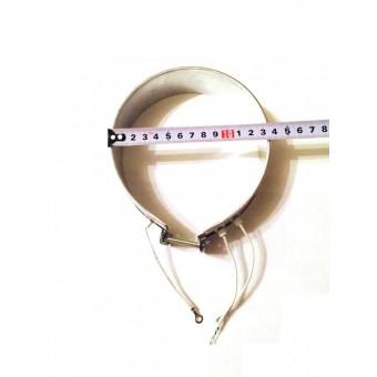 Тэн (нагреватель) для термопотов ø135мм / 550W / 220V / 3 вывода