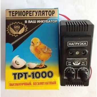 Терморегулятор для инкубатора электронный ТРТ 1000
