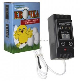 """Цифровой терморегулятор для инкубатора """"Квочка"""""""