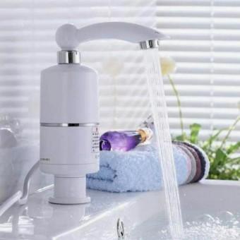 Электрический проточный водонагреватель кран 3000W