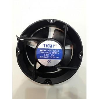 Купить Вентилятор Tidar (220V, 0.22A) 172х150х50 мм (круглый)