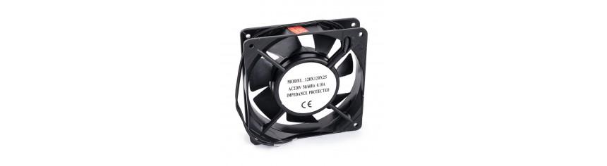 Вентиляторы на 220V
